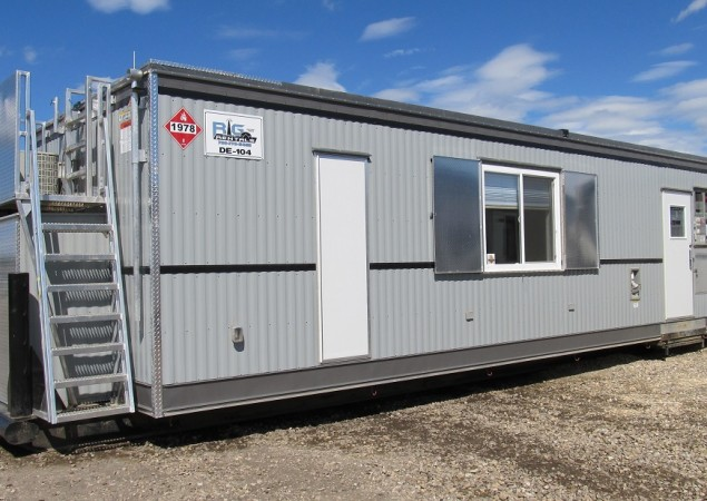 Office, Medical and Living Shacks | Equipment Category | Rig